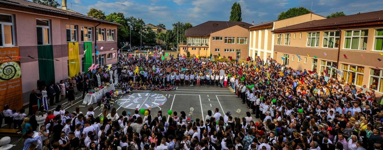 Deschiderea anului școlar 2018-2019